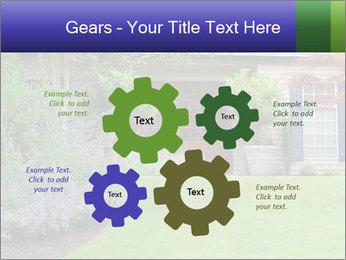 Green Neighbourhood PowerPoint Template - Slide 47
