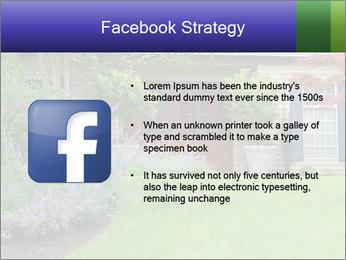 Green Neighbourhood PowerPoint Template - Slide 6