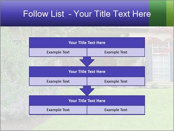Green Neighbourhood PowerPoint Template - Slide 60