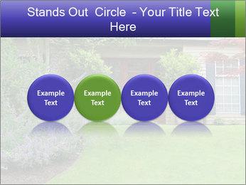 Green Neighbourhood PowerPoint Template - Slide 76