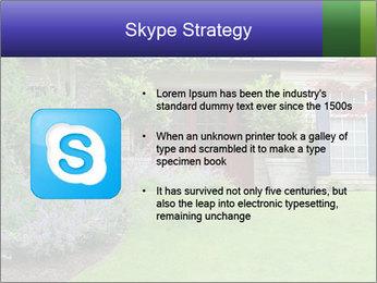 Green Neighbourhood PowerPoint Template - Slide 8