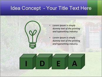 Green Neighbourhood PowerPoint Template - Slide 80