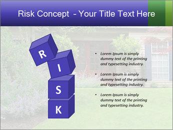 Green Neighbourhood PowerPoint Template - Slide 81