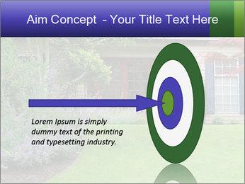 Green Neighbourhood PowerPoint Template - Slide 83