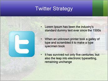 Green Neighbourhood PowerPoint Template - Slide 9