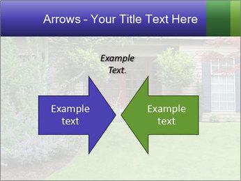 Green Neighbourhood PowerPoint Template - Slide 90