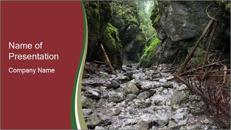 Wilderness PowerPoint Template
