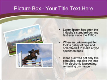 Horse Farm PowerPoint Templates - Slide 20