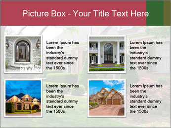 Wealthy House PowerPoint Template - Slide 14