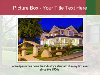 Wealthy House PowerPoint Template - Slide 15