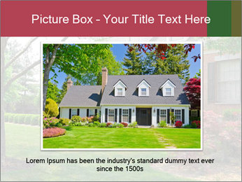 Wealthy House PowerPoint Template - Slide 16
