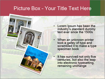 Wealthy House PowerPoint Template - Slide 17