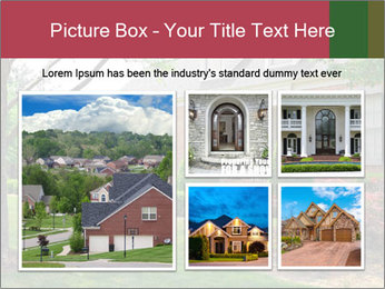 Wealthy House PowerPoint Template - Slide 19