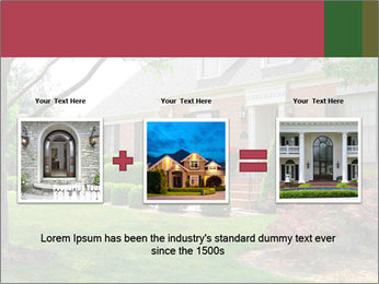 Wealthy House PowerPoint Template - Slide 22