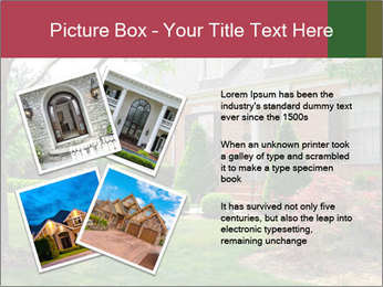Wealthy House PowerPoint Template - Slide 23