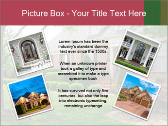 Wealthy House PowerPoint Template - Slide 24
