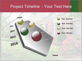 Wealthy House PowerPoint Template - Slide 26
