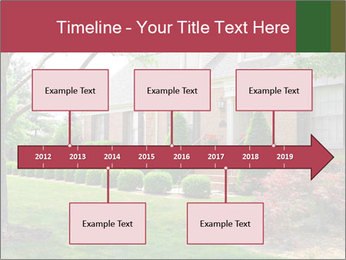 Wealthy House PowerPoint Template - Slide 28