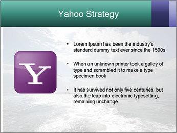Amazing Seascape PowerPoint Template - Slide 11
