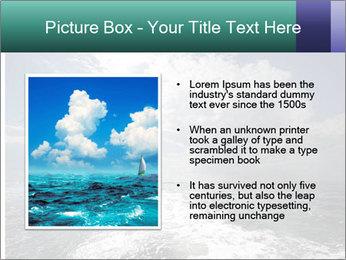 Amazing Seascape PowerPoint Template - Slide 13