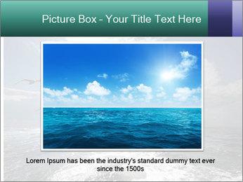 Amazing Seascape PowerPoint Template - Slide 15