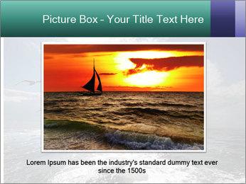 Amazing Seascape PowerPoint Template - Slide 16
