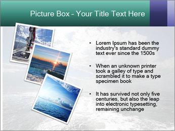 Amazing Seascape PowerPoint Template - Slide 17