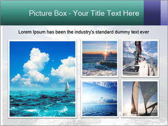 Amazing Seascape PowerPoint Template - Slide 19