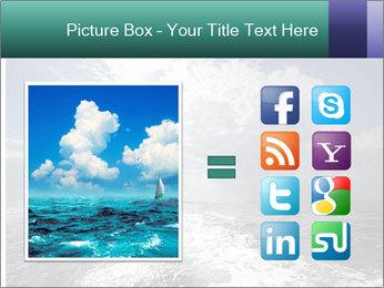 Amazing Seascape PowerPoint Template - Slide 21