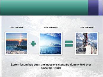 Amazing Seascape PowerPoint Template - Slide 22
