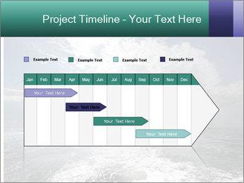 Amazing Seascape PowerPoint Template - Slide 25