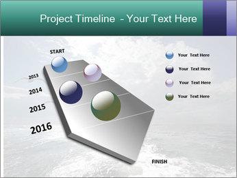 Amazing Seascape PowerPoint Template - Slide 26
