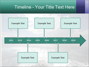 Amazing Seascape PowerPoint Template - Slide 28