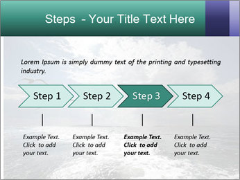 Amazing Seascape PowerPoint Template - Slide 4