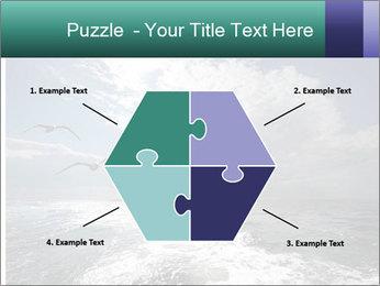 Amazing Seascape PowerPoint Template - Slide 40