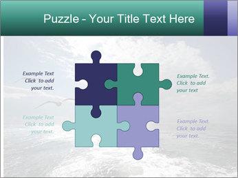 Amazing Seascape PowerPoint Template - Slide 43