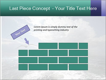 Amazing Seascape PowerPoint Template - Slide 46