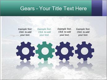 Amazing Seascape PowerPoint Template - Slide 48