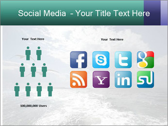 Amazing Seascape PowerPoint Template - Slide 5