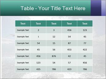 Amazing Seascape PowerPoint Template - Slide 55