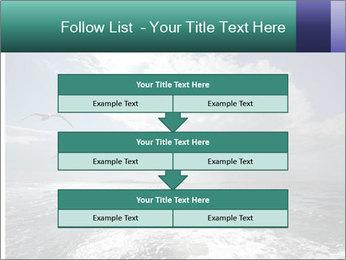 Amazing Seascape PowerPoint Template - Slide 60