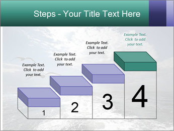 Amazing Seascape PowerPoint Template - Slide 64