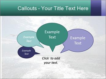 Amazing Seascape PowerPoint Template - Slide 73