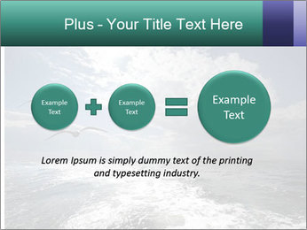 Amazing Seascape PowerPoint Template - Slide 75