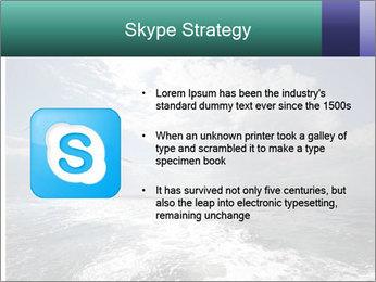 Amazing Seascape PowerPoint Template - Slide 8