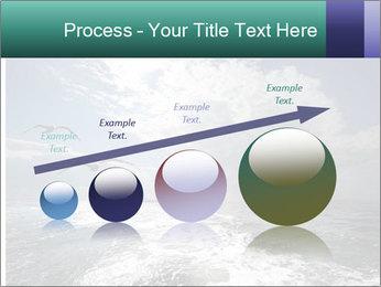 Amazing Seascape PowerPoint Template - Slide 87