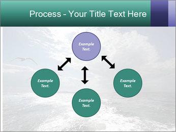 Amazing Seascape PowerPoint Template - Slide 91