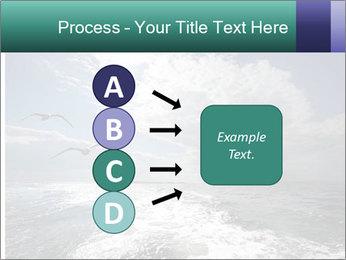 Amazing Seascape PowerPoint Template - Slide 94