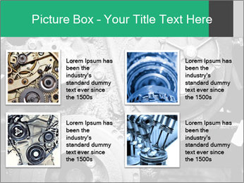 Motor Structure PowerPoint Template - Slide 14