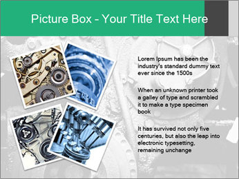 Motor Structure PowerPoint Template - Slide 23